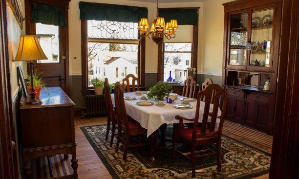 Katherine Holle House - Dining Room 1